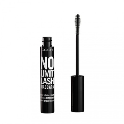 No Limit Lash Mascara тушь для ресниц объем, разделение и длина, черная: фото