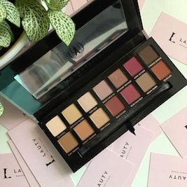 Магазин для визажистов Lauty в Instagram
