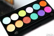 Палетка теней Sleek MakeUp Eyeshadow Palette I-Divine (12 тонов) Snapshots