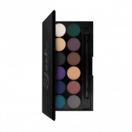 Палетка теней Sleek MakeUp Eyeshadow Palette I-Divine (12 тонов) Ultra Matte V2