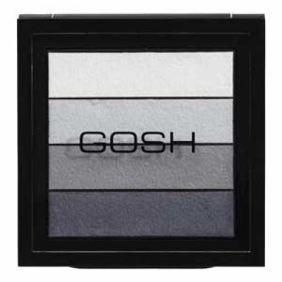 Gosh Smokey Eyes Palette 04 Blue: фото