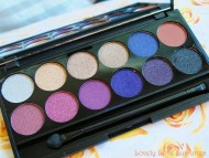Палетка теней Sleek MakeUp Eyeshadow Palette I-Divine (12 тонов) Vintage Romance: фото