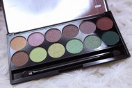 Палетка теней Sleek MakeUp Eyeshadow Palette I-Divine (12 тонов) Garden of Eden 447