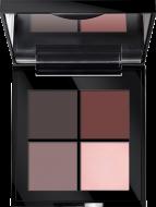 Тени для век CATRICE Kaviar Gauche Quattro Eye Shadow Palette C01 IRIS SAUVAGE: фото