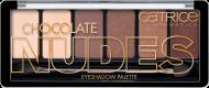 Тени для век 6 в 1 Chocolate Nudes Eyeshadow Palette 010: фото