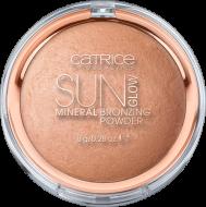 Пудра компактная CATRICE Sun Glow с эффектом загара Mineral Bronzing Powder 010: фото