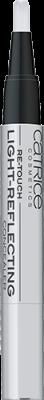 Корректор деффектов кожи с кисточкой CATRICE Re-Touch Light-Reflecting Concealer 005 light Nude натуральный: фото