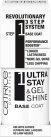 Базовое покрытие для ногтей CATRICE Ultra Stay & Gel Shine Base Coat