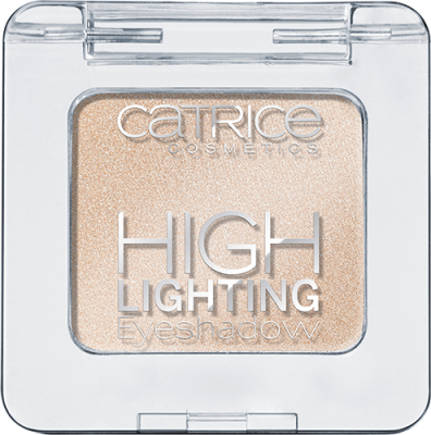 Тени для век CATRICE Highlighting Eyeshadow 030 1001 Golden Nights золотистый: фото