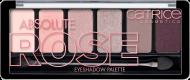Тени для век 6 в 1 Absolute Rose Eyeshadow Palette 010 розовые оттенки: фото