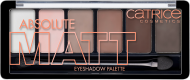 Тени для век 6 в 1 Absolute Matt Eyeshadow Palette 010 матовые оттенки: фото