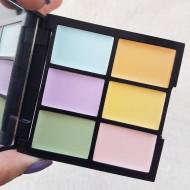 Палетка цветных корректоров Sleek MakeUp Colour Corrector Palette 82 NEW: фото