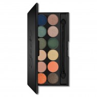 Палетка теней Sleek MakeUp Eyeshadow Palette I-Divine (12 тонов) 444 On The Horizon (Ltd)