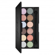 Палетка теней Sleek MakeUp Eyeshadow Palette I-Divine (12 тонов) 809 Nordic Skies