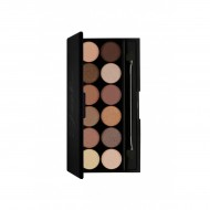 Палетка теней Sleek MakeUp Eyeshadow Palette I-Divine (12 тонов) A New Day 430