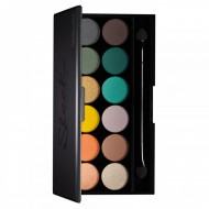 Палетка теней Sleek MakeUp Eyeshadow Palette I-Divine (12 тонов) Del Mar Vol 2