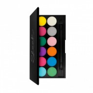 Eyeshadow Palette I-Divine (12 тонов) Ultra Matte V1