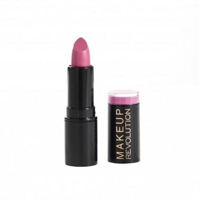 Губная помада MakeUp Revolution AMAZING LIPSTICK Enchant, розово-пурпурный: фото