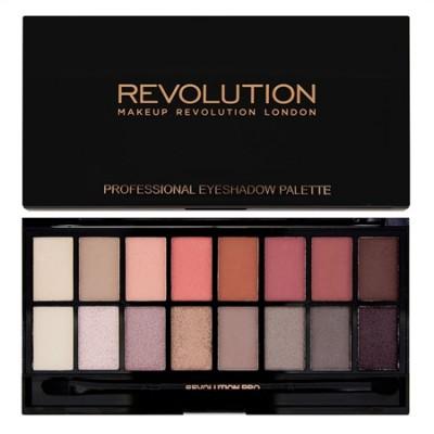 Палетка для теней MakeUp Revolution New-trals vs Neutrals Palette: фото