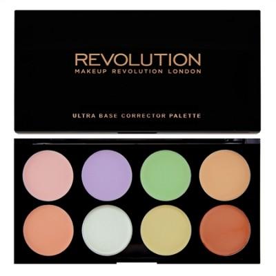 Набор цветных корректоров MakeUp Revolution ULTRA BASE CORRECTOR: фото