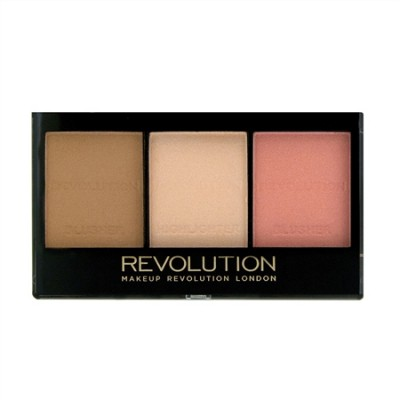 Набор для скульптурирования лица MakeUp Revolution ULTRA SCULPT & CONTOUR KIT Ultra Fair C0 ULTRA SCULPT 1