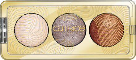 Тени для век CATRICE Pulse Of Purism Pure Metal Palette C02: фото