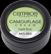 Консилер CATRICE CAMOUFLAGE CREAM Anti-Red: фото
