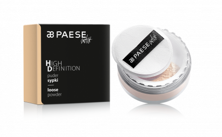 Рассыпчатая HD пудра Paese HIGH DEFINITION POWDER тон 02 MEDIUM BEIGE 15г: фото