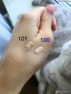 Увлажняющая основа для сухой и тусклой кожи Paese Lifting Foundation тон 100