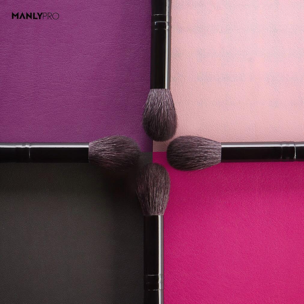 Кисть круглая для контурирования Manly Pro К8: фото