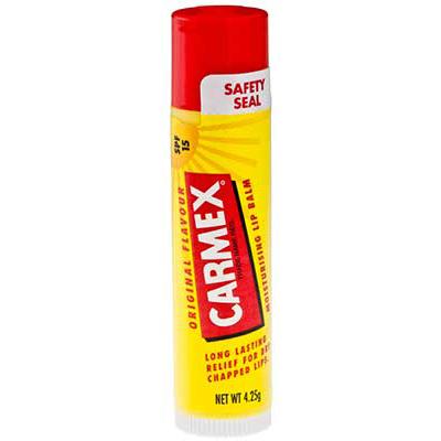 Бальзам для губ Carmex ® классический с SPF15 4,25г