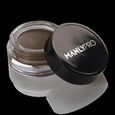 Подводка для глаз гелевая Manly Pro ПОEG01 коричневая