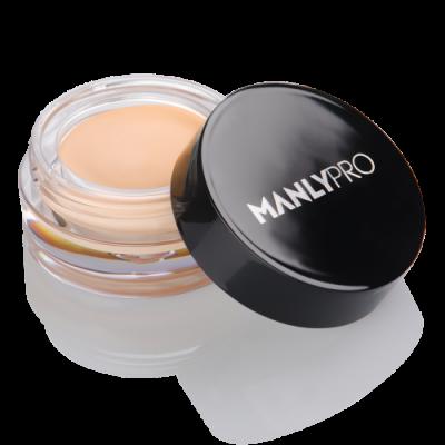 База для яркости и стойкости теней телесная Manly Pro БТEB02 8г