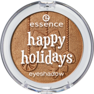 Тени для век Eyeshadow Happy holidays Essence 02 santa, baby!: фото
