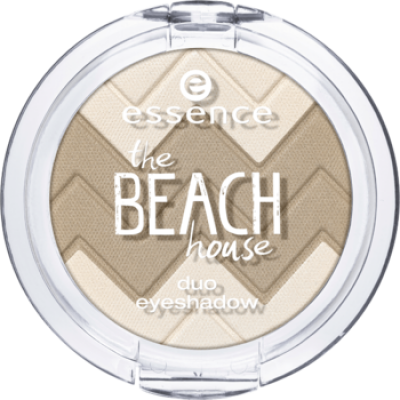 Тени для век The beach house Еssence 02 sea you soon!: фото