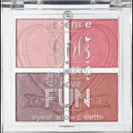 Тени для век Girls just wanna have fun Еssence 01 pretty girls rock!: фото