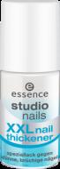 Укрепляющий лак для ногтей Xxl nail thickener Studio nails Essence: фото