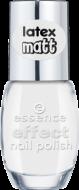 Лак для ногтей Еffect nail polish Еssence 37 the white bunny: фото