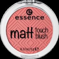 Румяна MATT TOUCH Еssence 10 peach me up!: фото
