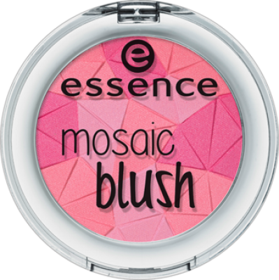 Румяна MOSAIC BLUSH Еssence 40 the berry connection: фото