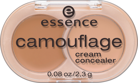 Консилер Camouflage Cream Concealer Essence 10 natural beige: фото