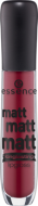 Блеск для губ Matt Matt Matt! Essence 05 simply be an icon