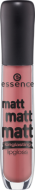 Блеск для губ Matt Matt Matt! Essence 02 beauty-approved!