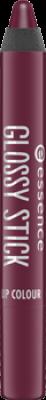 Губная помада в карандаше Glossy Stick Essence 05 brilliant burgundy: фото