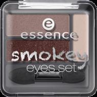 Тени для век Smokey Eye Set Essence 02 smokey day: фото