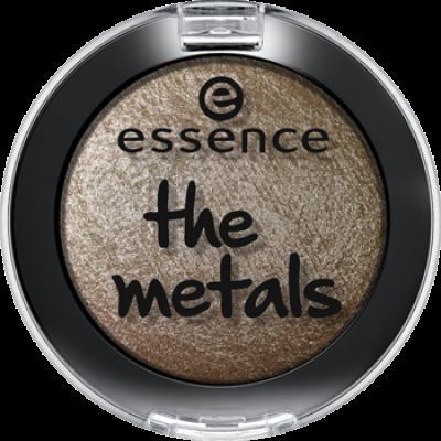 Тени для век The Metals Essence 09 patina glow: фото