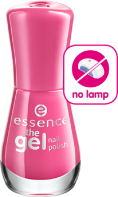 Лак для ногтей The gel Essence 09 # lucky