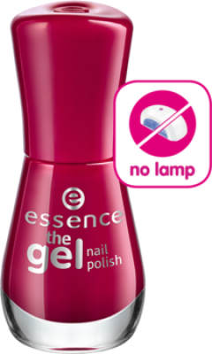 Лак для ногтей The gel Essence 10 true love