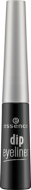 Подводка для глаз Dip eyeliner Essence black: фото
