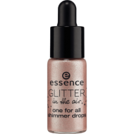 Шиммер Glitter in the air Essence 01 a little shimmer never hurts: фото